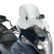 Af214 Givi Windscreen Airflow Sliding For Honda Silver Wing 600/abs 2007 2008