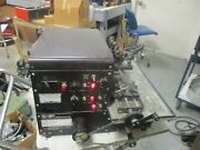 Allied High Tech Products Model 4000 Sectioning Machine. Part No 70-10000