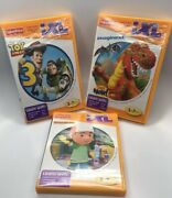 Fisher Price Ixl Lot Toy Story Handy Imaginext Game Reading Math Educational