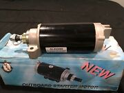 Wsm Performance Parts Mercury Marine Starter. 2001 And Up. 40-60hp 4cyl.