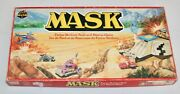 1985 Parker Brothers Mask Game - 100 Complete - Canadian French/english Version