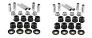 New All Balls Rear A-arm Bearing Kit For 2011-2014 Yamaha Grizzly Eps 450 Yfm450