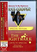 Alice Cooper-welcome To My Nightmare Live At The Empire Pool...-japan Dvd L08