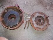 Farmall International 656 Rc Tractor Ih Right Disk Disc Brake Assembly + Covers