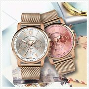 2 Geneva Platinum Gold Tone Womens Watches For The Price Of 1 Ships Free 3-5 Day