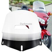 Motorcycle Windscreen+windshield Air Flow Vent For Honda Goldwing Gl1800 2001-17