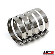 Hps Stainless Steel Worm Gear Liner 4-5/8 - 5-1/2 Sswc-117-140x5