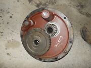 Massey Ferguson 85 Diesel Tractor Transmission Front Cover And Inupt Shaft
