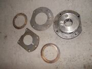 Ford 601 Wm Tractor Select O Speed Sos Transmission Bearing Bracket W/ Spacers