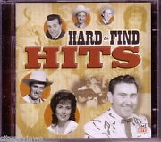 Time Life Golden Age Of Country Hard To Find Hits 2 Cd Cowboy Copas Ned Miller