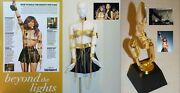 Beyond The Lights - Gugu Mbatha Raw Screen Used Bma Award +complete Movie Outfit