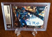 2019 Panini Player Of The Day Seattle Seahawks Dk Metcalf Ssp Rookie Auto Rare