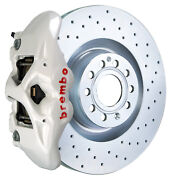 Brembo Gt Bbk For 12-19 Beetle Turbo | Front 4pot White 1s4.8002a6