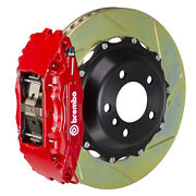 Brembo Gt Bbk For 14-18 1500 Sierra Gmt K2xx Excl. | Rear 4pot Red 2h2.9003a2