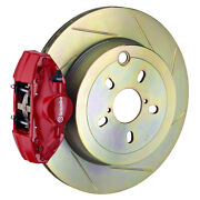 Brembo Bbk For 15-19 Wrx Excl. Models W/ Electronic | Rear 2pot Red 2e5.5003a2