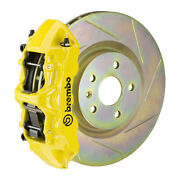 Brembo Gt Bbk For 05-14 Mustang Gt | Front 6pot Yellow 1m5.8001a5