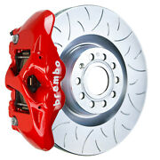 Brembo Gt Bbk For 12-19 Beetle Turbo | Front 4pot Red 1s5.8002a2