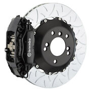 Brembo Bbk For 05-10 Charger W/v8 Engine Excl. Awd | Rear 4pot Black 2c3.8019a1
