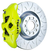 Brembo Gt Bbk For 09-17 Cc 2.0t / Vr6 | Front 4pot Yellow 1s5.8002a7