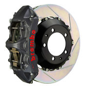 Brembo Gt-s Bbk For 04-07 Crossfire | Front 6pot Hard Anodized 1m2.8021as