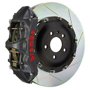 Brembo Gt-s Bbk For 14-19 Cla45 Amg C117 | Front 6pot Hard Anodized 1n2.8513as