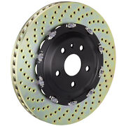 Brembo 380mm Front 2-piece Discs / Rotors For 06-08 Rs4 B7 101.9006a