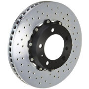 Brembo 330mm Front 2-piece Discs / Rotors For 06-11 997 C4s Excl. Pccb 101.6003a