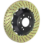 Brembo 332mm Front 2-piece Discs / Rotors For 87-91 F40 Excl. Lm 101.7001a