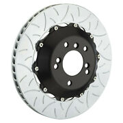 Brembo 350mm Rear 2-piece Discs / Rotors For 08-10 997 Gt2 203.8004a