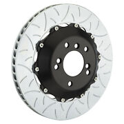 Brembo 350mm Rear Discs / Rotors For 15-16 981.1 Boxster Gts Pccb 203.8007a