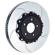 Brembo 355mm Front 2-piece Discs / Rotors For 12-13 Mustang Boss 302 102.8012a