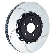 Brembo 355mm Front 2-piece Discs / Rotors For 03-12 Db9 102.8013a