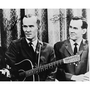 The Smothers Brothers Tom Smothers And Dick Smothers Autographed 8x10 Photo
