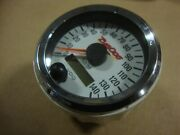 Used Early Big Dog Motorcycles Vdo Speedometer 4532 Miles