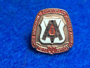 United Brotherhood Of Carpenters And Joiners Of America Labor Union 30 Years Pin