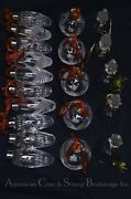 Lenox Lot Of 20 Ornaments 5 Of Each Bells Balls Small And Long Icicles