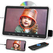 10.1 Car Dvd Player With Inhalation Drive Memory Usb Sd Region Free Av In And Out