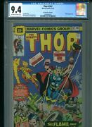 Thor 247 Cgc 9.4 1976 30 Cent Price Variant Firelord Only 3 Higher @ 9.6