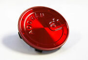 1 Piece Aodhan Candy Red Replacement Center Cap Fits 18 Ds03 Series