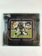 Arian Foster Houston Texans Autographed Picture Custom Framed