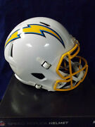 2019 San Diego Chargers Nfl Riddell Speed Rep Full-size Helmet New
