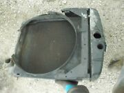 Farmall M Early Sm Ih Tractor Working Engine Motor Radiator Assembly And Shroud