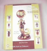 Weller Roseville Reference Book Price Guide Zanesville Tiles Pottery Potteries