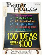 Better Homes And Gardens July 1972 Mod 1970s Furniture Interior Midcentury Modern