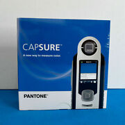 Pantone Capsure Rm200-pt01 With Bluetooth Color Matching Handheld Device X-rite