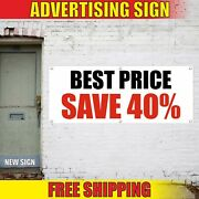 Best Price Banner Advertising Vinyl Sign Flag Sale Clearance Blowout Save 40
