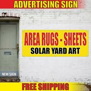 Area Rugs Banner Advertising Vinyl Sign Flag Auto Shop Now Sheets Solar Yard Art
