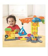 New Vtech Go Go Smart Wheels Learning Zone Construction Site Free Shipping