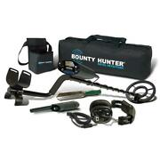Bounty Hunter Sharp Shooter Ii Metal Detector With Complete Pro Kit, 8 Coil