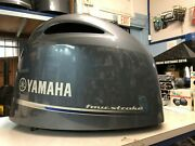 Yamaha 4 Stroke 200 Hp Top Cowling/ Fits F200 Inline 2..14and039 And Up - Stk 9190